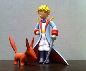 el petit príncep i la guineu